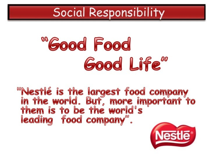 nestle ppt, Presentation templates