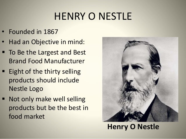 history of nestle foods and the Nestlé sa company profile, information, business description, history,  background  nestlé sa is the largest food and beverage company in the world.