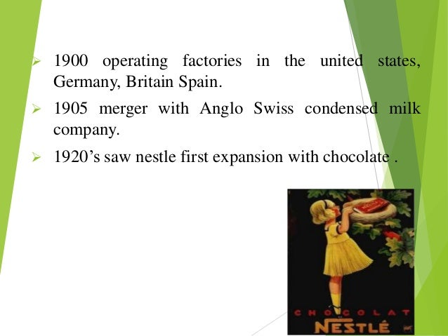 an organizational and market analysis of nestle a swiss food and drink company Changing food market, for the general food & beverage as well as the  15 414  opportunities for swiss companies __________17 42.