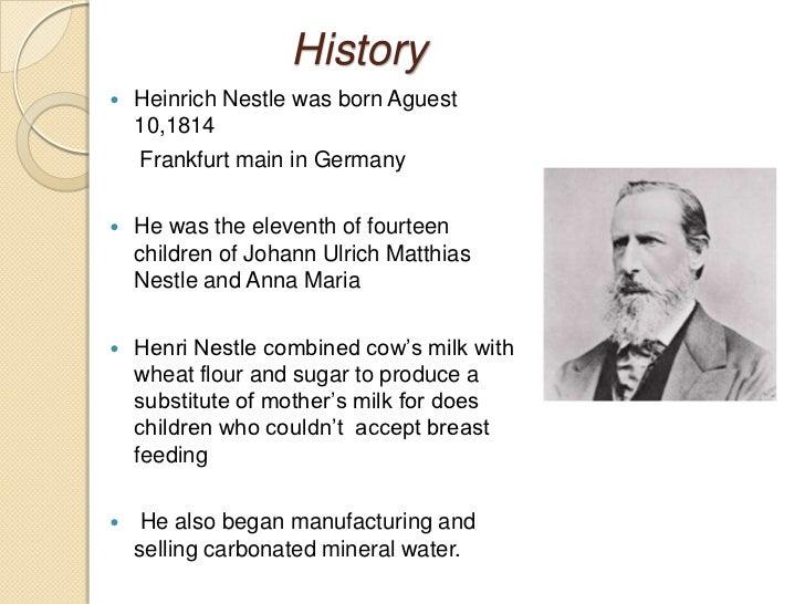 Nestl 233 Quot Baby Killer Quot