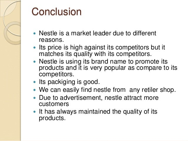 comparing international strategies of nestle and 1 högskolan i halmstad section for business and technical studies (set) advantages and disadvantages of brand extension strategy for companies.