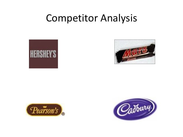 competitor analysis hershey s Who are mcdonald's biggest competitors  hershey has many competitors which include mars,  jordyn wieber was gabby's biggest competitor.