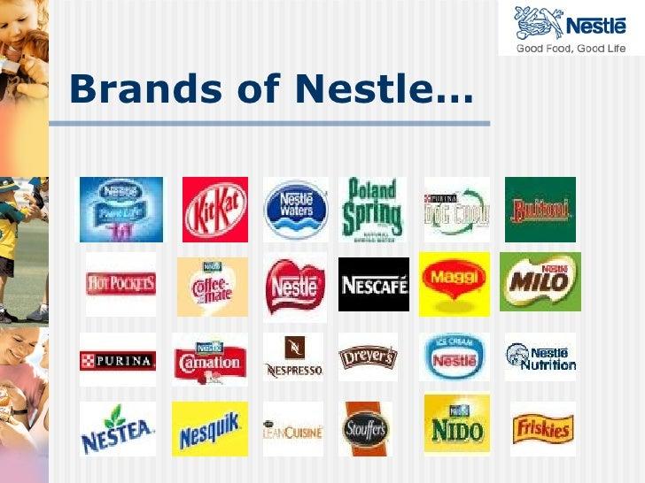 nestle product strategies