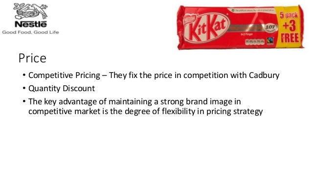 nestle strategic flexibility Nestlé makes clear a distinction between strategy and tactics  by  decentralizing operational responsibility, we create strength and flexibility and  are able to.