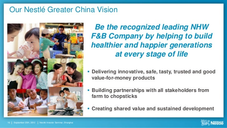 nestle company in china Hsu fu chi (徐福记) is a chinese company, based in dongguan, china, that  manufactures various confectionaries, biscuits, chocolates, jellies, sachima, and  snacks the company is majority owned by nestlé, and minority owned by the  hsu.