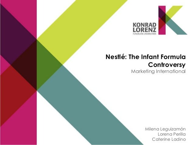 pr case study nestle baby formula scandal Infant formula is one of the products that helped create food conglomerate nestlé  when, in 1867, swiss pharmacist henri nestlé mixed together.