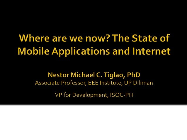 The	   Future	   Innovations	   for	   Mobile	   Computing	   in	   the	   Philippines	    10	   June	   2014	...