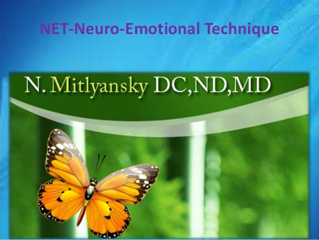 NET-Neuro-Emotional Technique