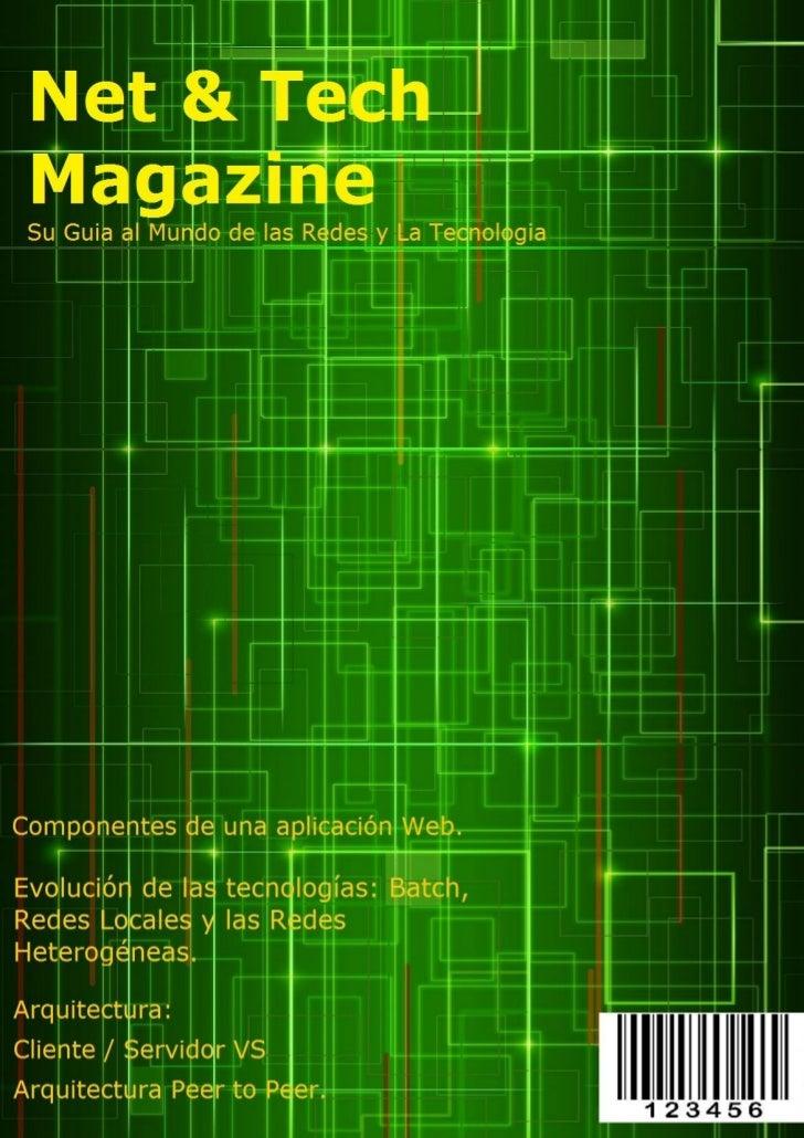 Net & Tech Magazine