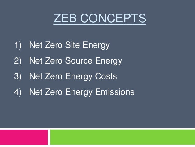 analysis of net zero energy building The building performance database  users can create a peer group of bpd buildings and see how their building's energy  users can select whether this analysis.
