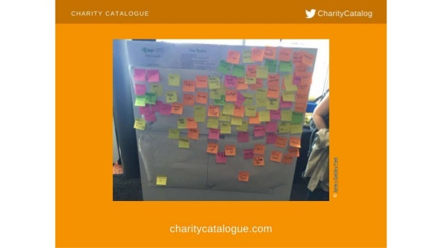 The best productivity tools for charities (show & tell)