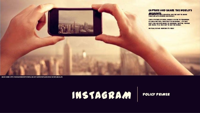 Capture and Share the World's Moments Instagram is a fast, beautiful and fun way to share your life with friends and famil...