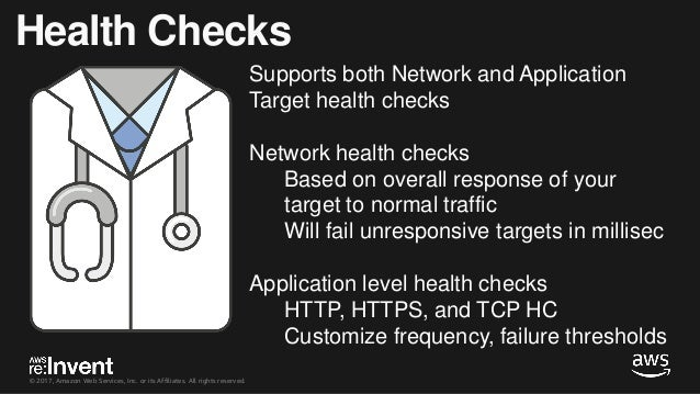 Net304deep dive into the new network load balancer health checks allow for traffic to be shifted away from failed instances 30 publicscrutiny Images