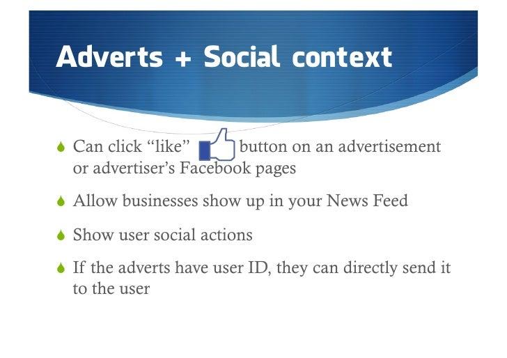 Facebook Term of Use (TOS)