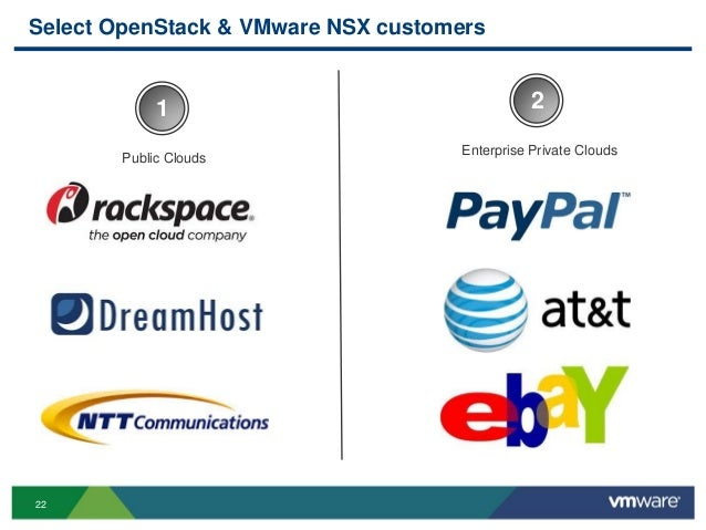 VMworld 2013: VMware NSX Integration with OpenStack