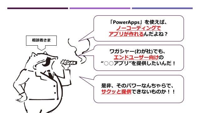 社外のユーザーが(も)利用する?? 自社テナント 社外ユーザー PowerApps アプリ