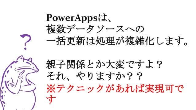Common Data Service(CDS) を利用して、 「モデル駆動型アプリ」が1つの解か も?