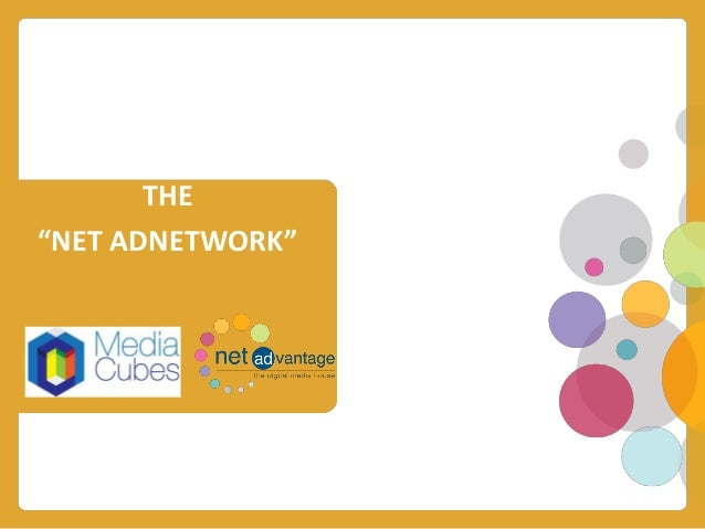 """THE""""NET ADNETWORK"""""""