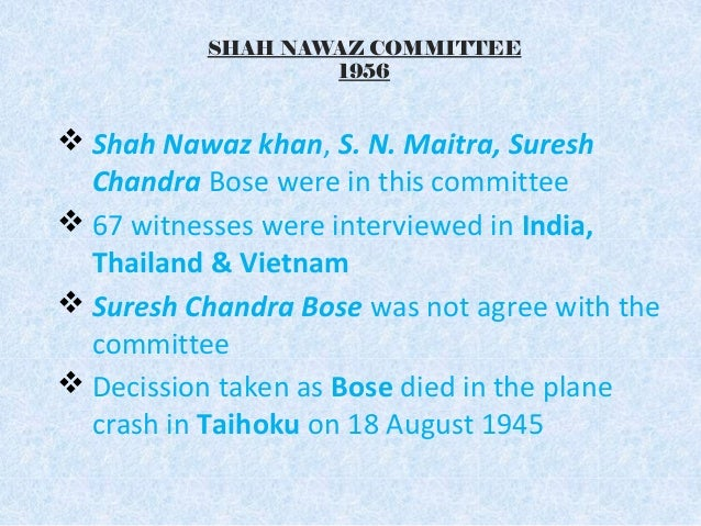 KHOSLA COMMISSION 1970  It was a one man commission , G. D. Khosla. He was a chief justice of Punjab High Court.  He sug...