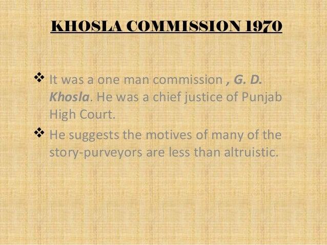 MUKHERJEE COMMISSION 1999-2005  Supreme court judge M. K. Mukherjee was appointed in this commission.  Netaji didn't die...