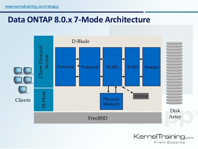Accelerated NCDA Boot Camp Data ONTAP 7-Mode (ANCDABC87)