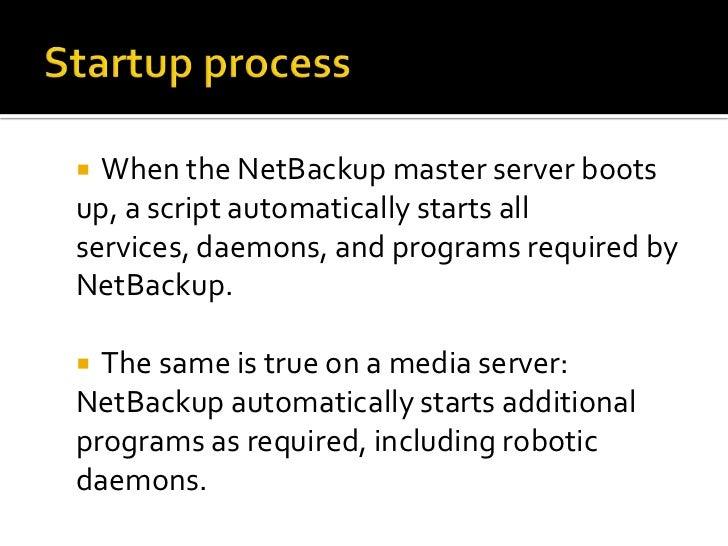 netbackup 6 5 backup process rh slideshare net Visio Network Diagram Draw a Network Diagram