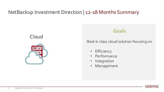 NetBackup CloudCatalyst – efficient, cost-effective deduplication to …