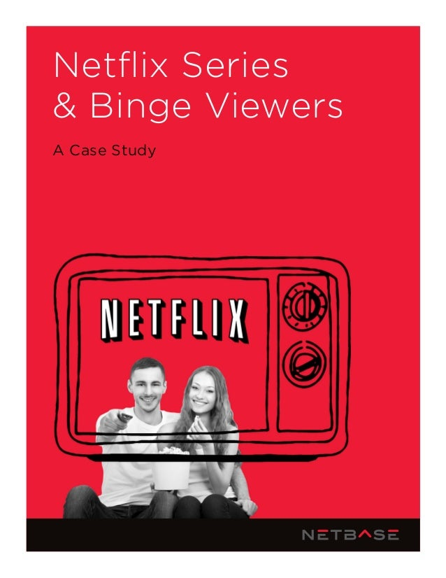 netflix and facebook a case study 'individual assignment: netflixcom, inc ' the ratio of number of subscribers who signed up for a month of free service to the total number of offers made each month remains the same after 6 months only 40% of custome.