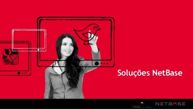 Soluções NetBase