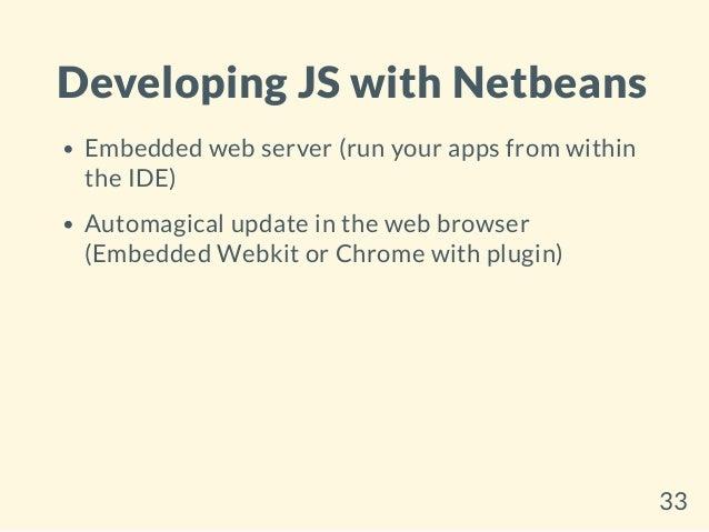 NetBeans Support for EcmaScript 6