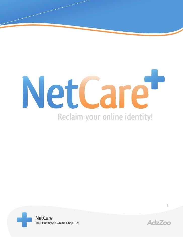 """Reclaim your online identity!""                          Reclaim your online identity!                                    ..."