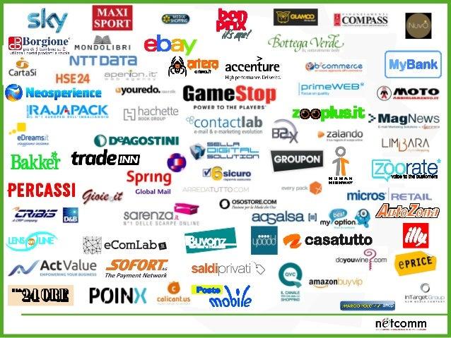 Azioni di Netcomm - Il Sigillo e il Codice Per dare a chi compra online sicurezza, chiarezza e trasparenza, contribuendo a...