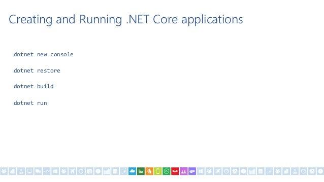 Frameworks and Runtimes  Target Frameworks  https://docs.microsoft.com/en-us/dotnet/standard/frameworks  Target Runtime...