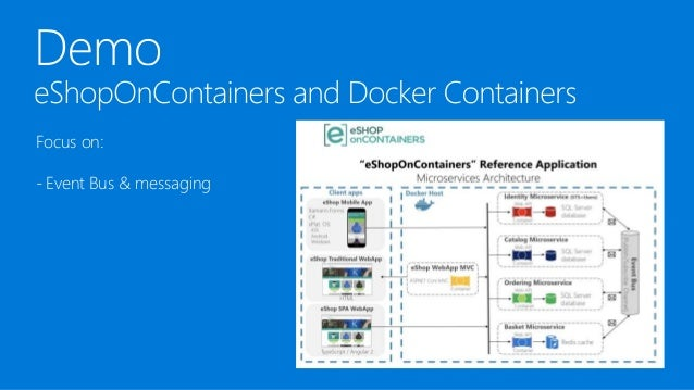 Microservices using net core for Vault docker container
