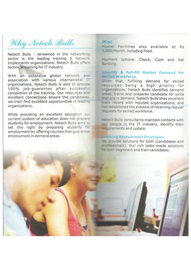 NETECH BULLS: CCNA Course in Gurgaon