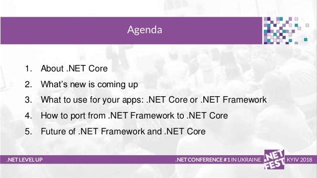 .NET Fest 2018. Оля Гавриш. Что нового в .NET Core 3.0 Slide 3