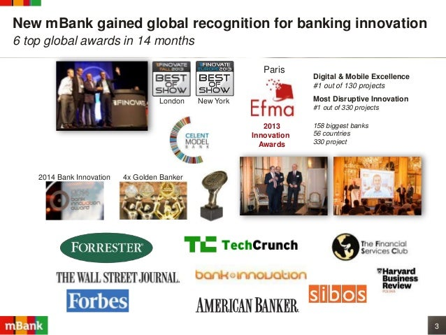 mBank - the most design-driven digital bank in the world - NetFinance…