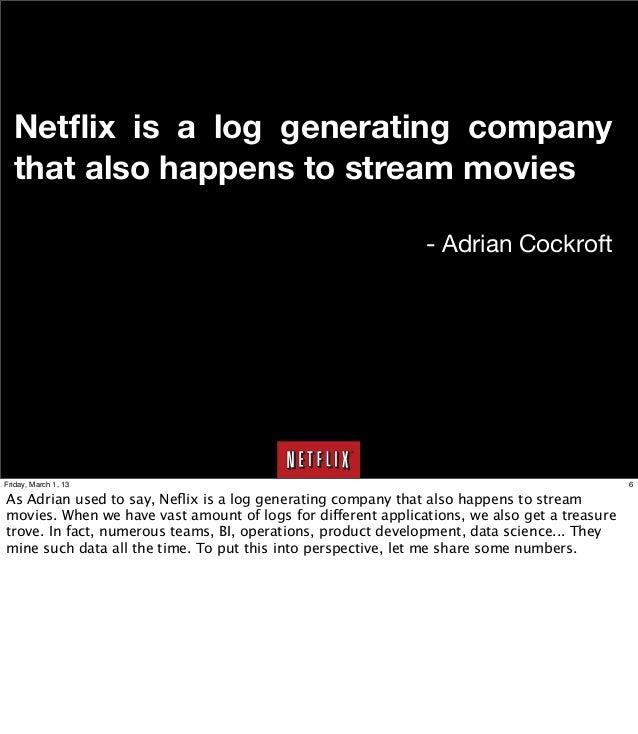 Sad Boy Alone Quotes: Netflix-real-time-data-strata-talk