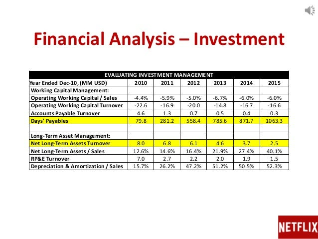 netflix financial analysis Netflix, inc (nflx) - financial and strategic swot analysis review netflix, inc (nflx) - financial and strategic swot analysis review - provides you an - market research report and industry analysis - 11120692.