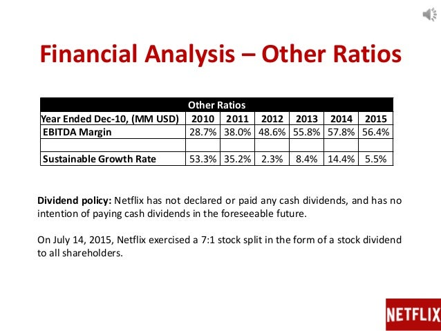 NFLX Company Financials