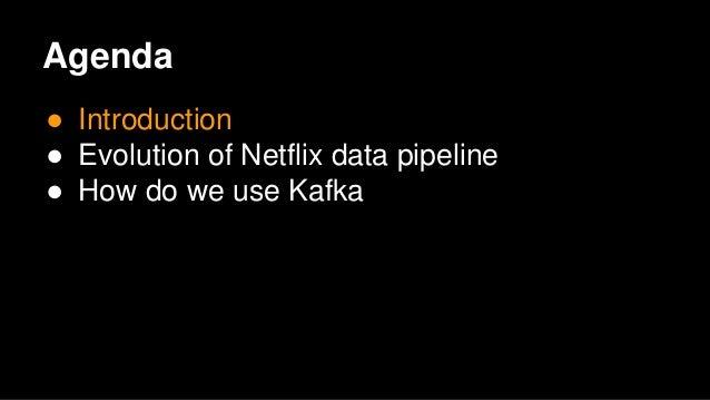 Netflix Data Pipeline With Kafka Slide 2