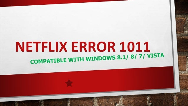 how to fix netflix error m7363-1260-00000026