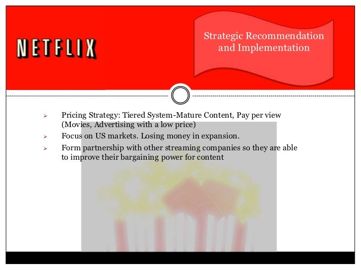netflix strategic analysis Analyze netflix, inc (nflx) using the investment criteria of some of the greatest guru investors of our time.