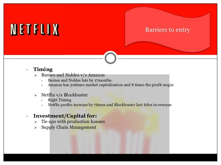 netflix macro analysis Netflix declined to a 6-week low as the company delivered a strong, but   analysis permitting a person to view and/or use content available on.