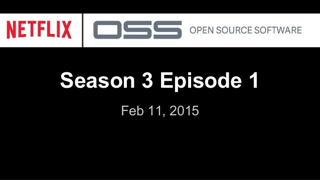 Season 3 Episode 1 Feb 11, 2015