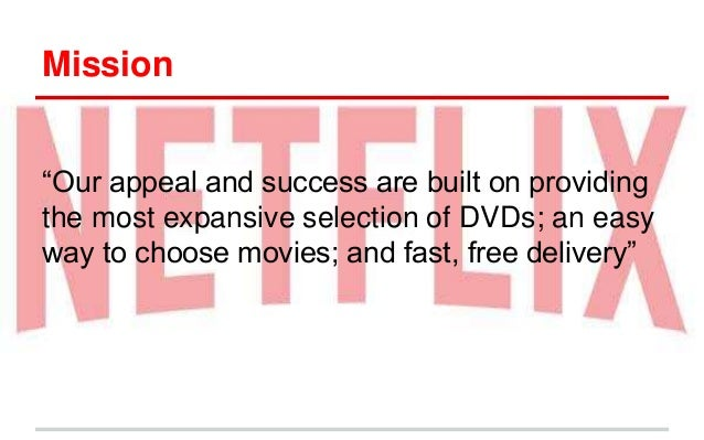 an overview of the success of netflix in the entertainment industry Companies in this industry exhibit motion pictures at indoor movie theaters, film festivals, and drive-in theaters major us companies include amc entertainment.