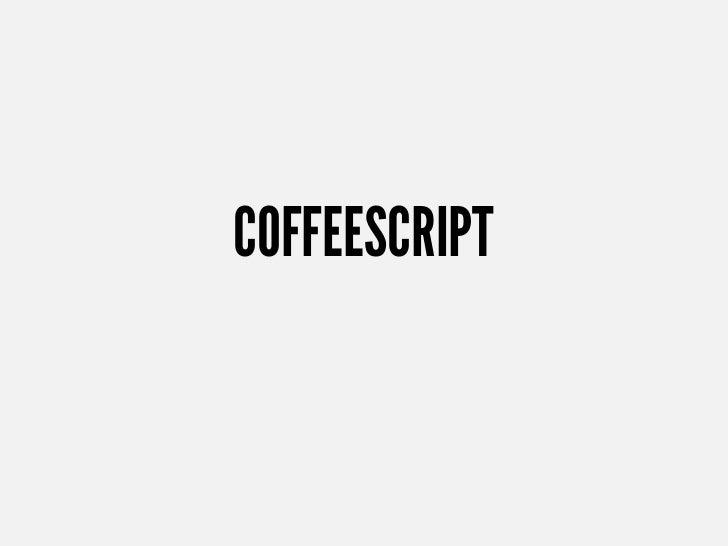 "Comprehensions  for own key, value of query    uri += ""#{ key }=#{ escape(value) }&""COFFEESCRIPT"