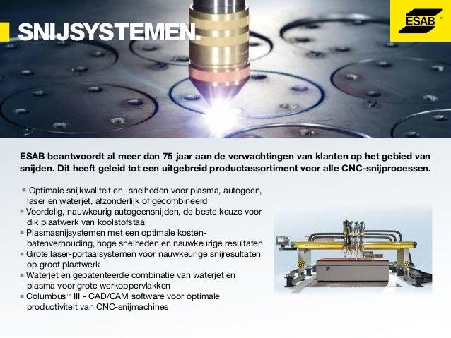 APPARATUUR VOOR GEAUTOMATISEERD PLASMASNIJDEN  Krachtige oplossingen voor het verbeteren van elke gemechaniseerde snij uit...
