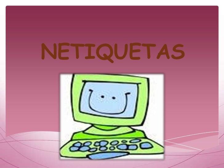 NETIQUETAS