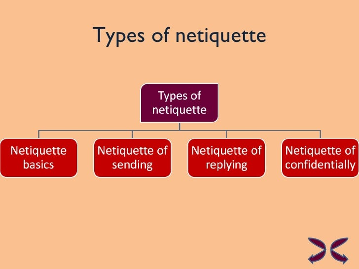 the major rules of netiquette A recent survey of 1700 single online daters showed that 43% believe bad grammar is a major turn-off and 35% believe that good grammar is a major turn-on.